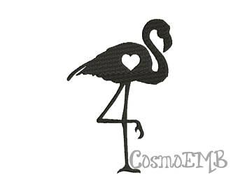 340x270 Flamingo Silhouette Etsy