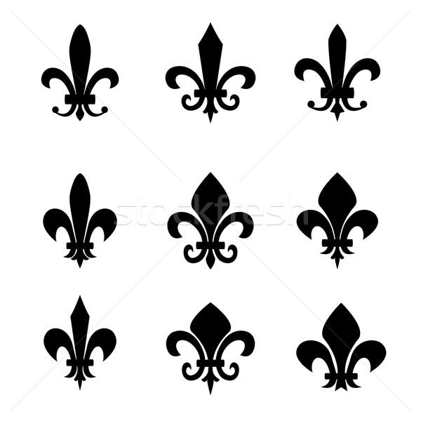 600x600 Collection Of Fleur De Lis Symbols