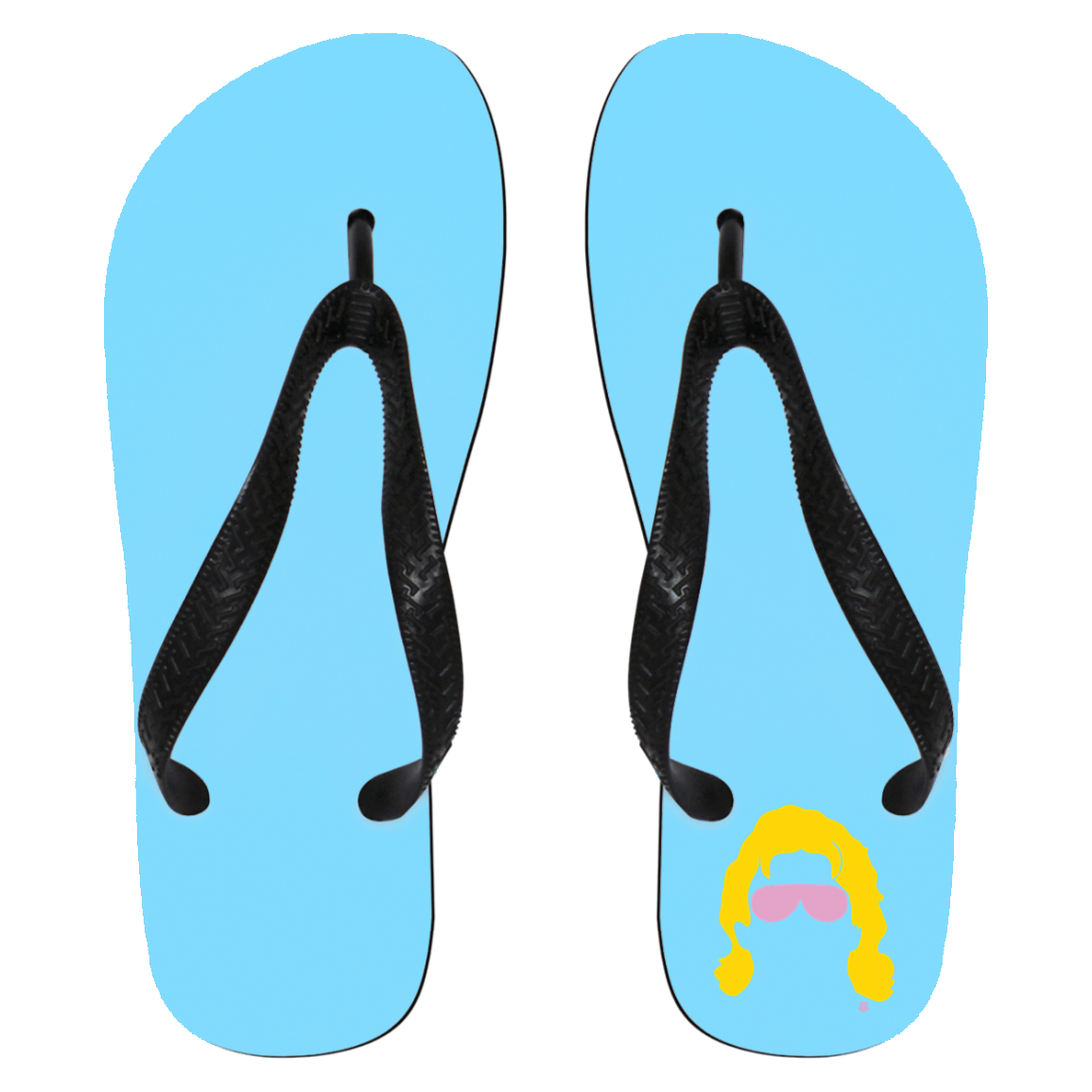 1155x1155 Flair Silhouette Flip Flops
