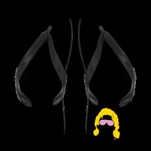 300x300 Flair Silhouette Flip Flops