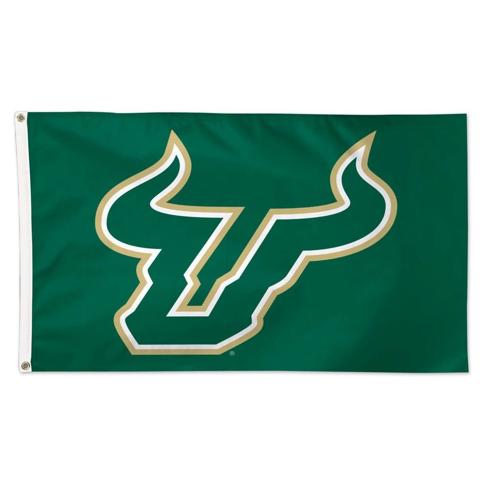 1000x1000 Ncaa South Florida Bulls Flag Products Products