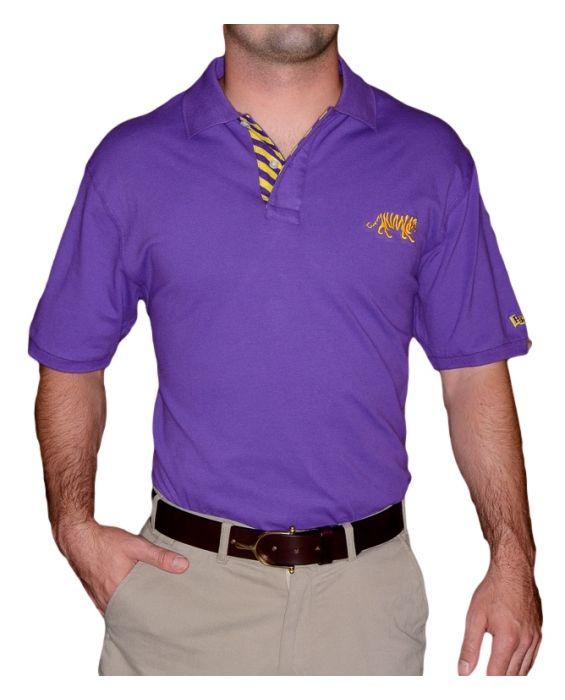 565x700 Louisiana State University Tigers Collegiate Apparel Khakis