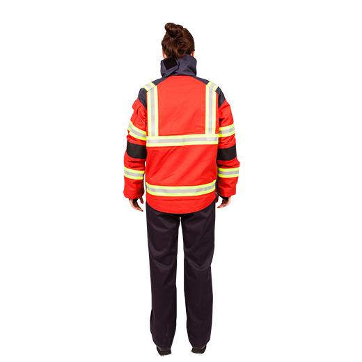 520x520 720 Silhouette Firefighter Jacket Flamepro