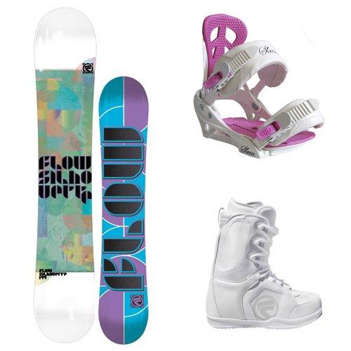 500x500 Nett Store Flow Snowboarding Flow Silhouette Women's 2013