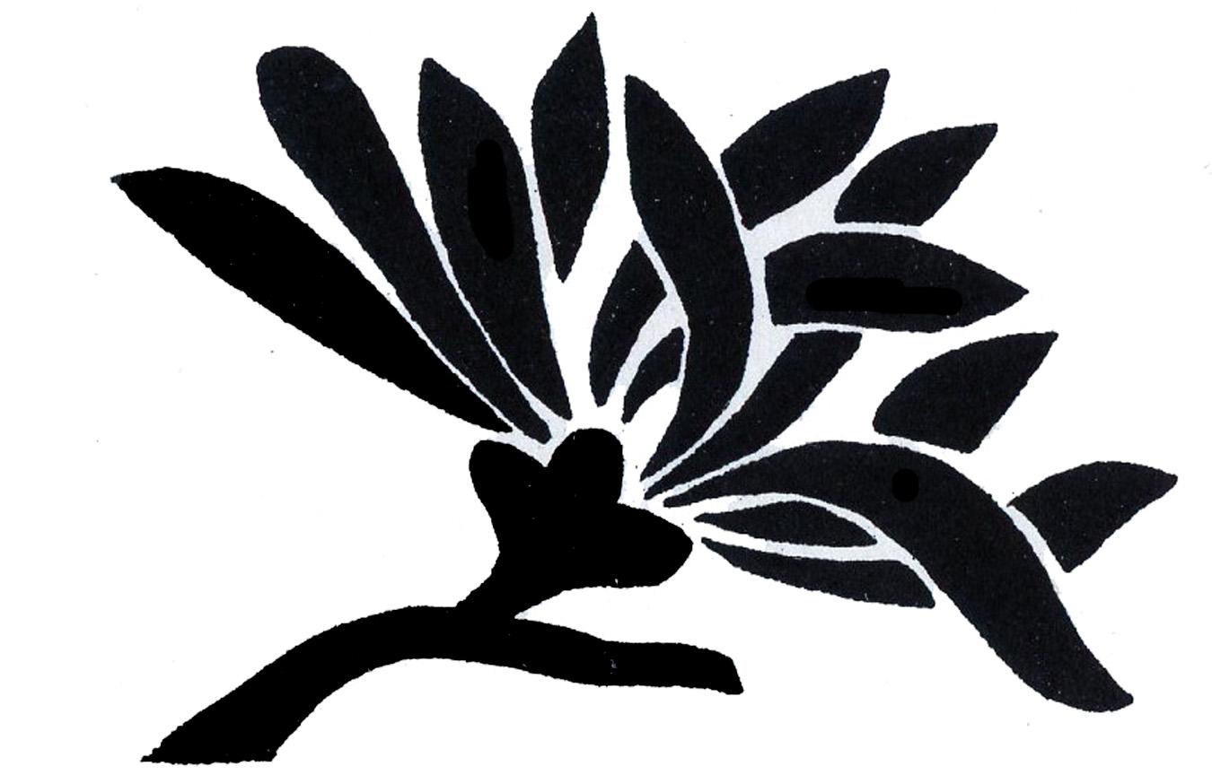 1350x864 Flower Graphics