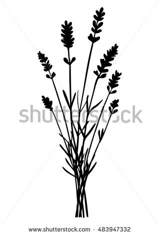 318x470 Bunch Of Lavender Flowers