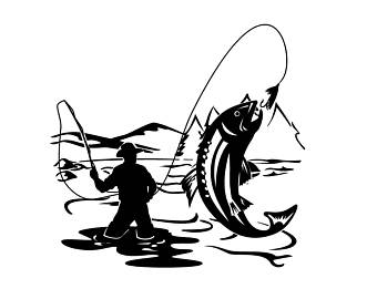 340x270 Fly Life Decal Etsy
