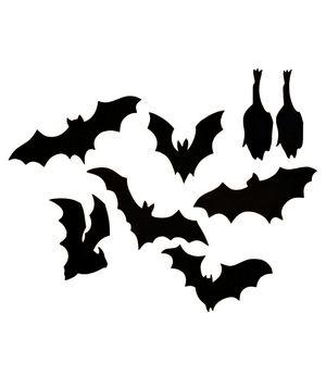 300x357 Festive Outdoor Halloween Decorations Diy Halloween, Bats
