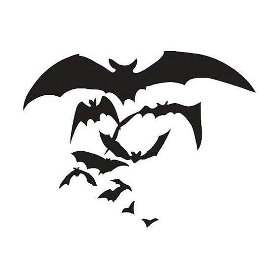 570x570 Flying Bats