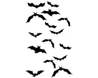 340x270 Flying Bats Etsy