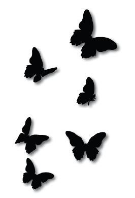 266x389 Buy Crystal Ashley Flying Butterflies