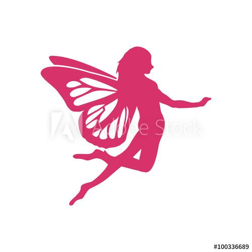 500x500 Flying Fairy