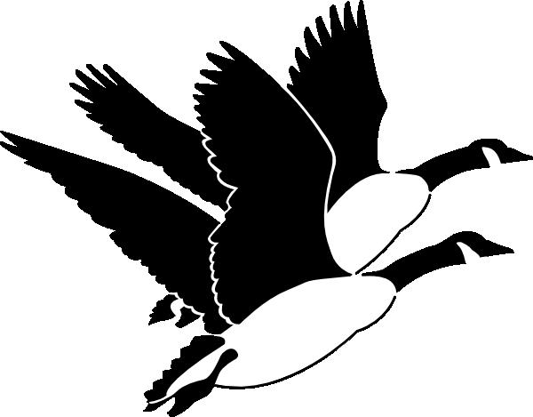 600x469 Geese Clip Art