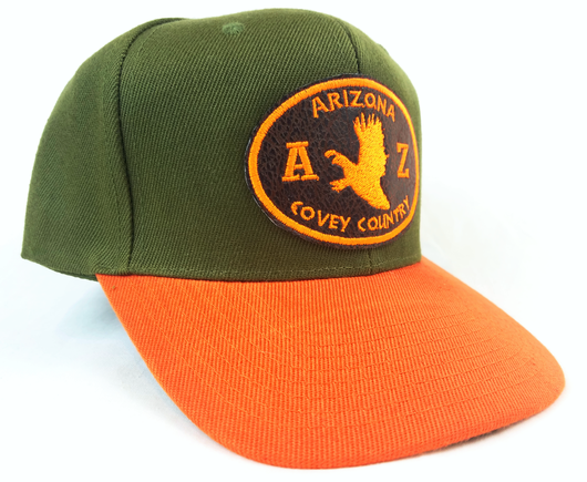 530x435 Gambels Quail Covey Country State Quail Hunting Cap Modern Wild