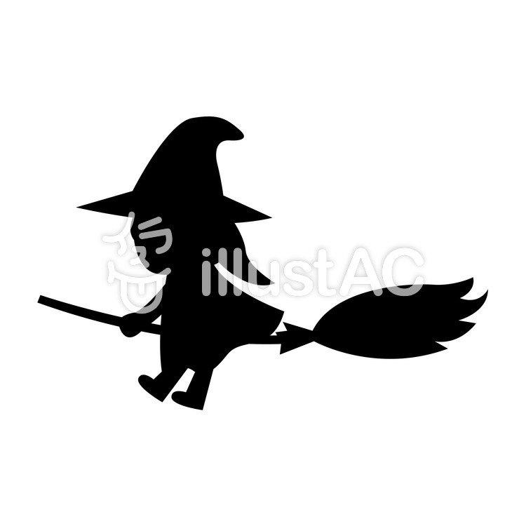 750x750 Free Cliparts Autumn, Silhouette, Witch
