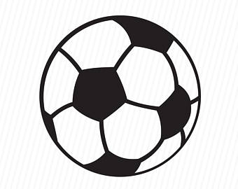 340x270 Soccer Ball Svg Design Cut File For Cricut Amp Silhouette Svg