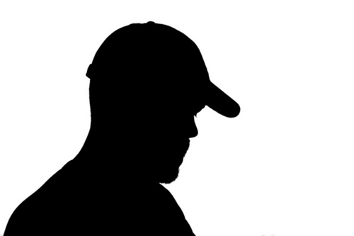 Football Coach Silhouette