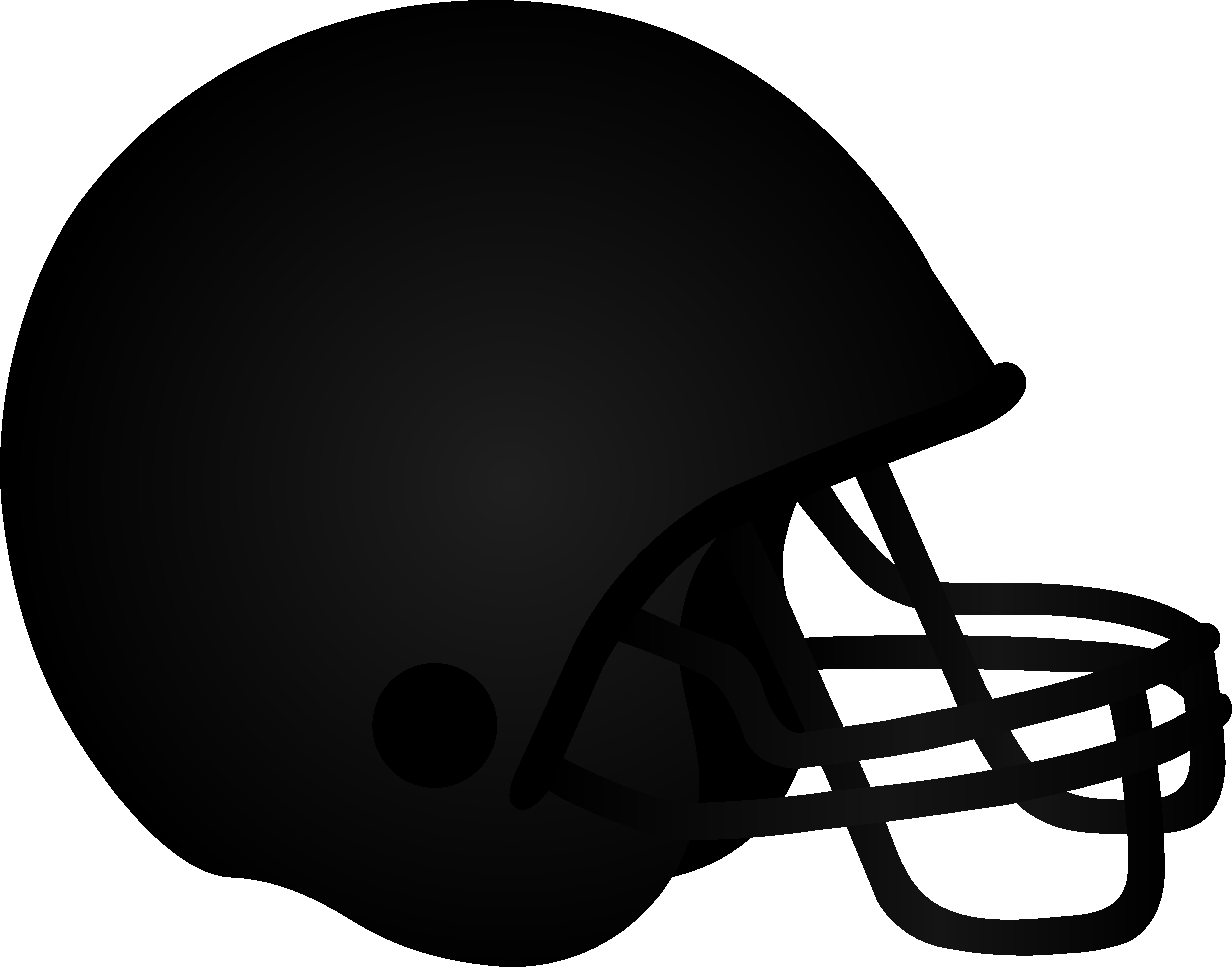 football helmet silhouette vector at getdrawings com free for rh getdrawings com