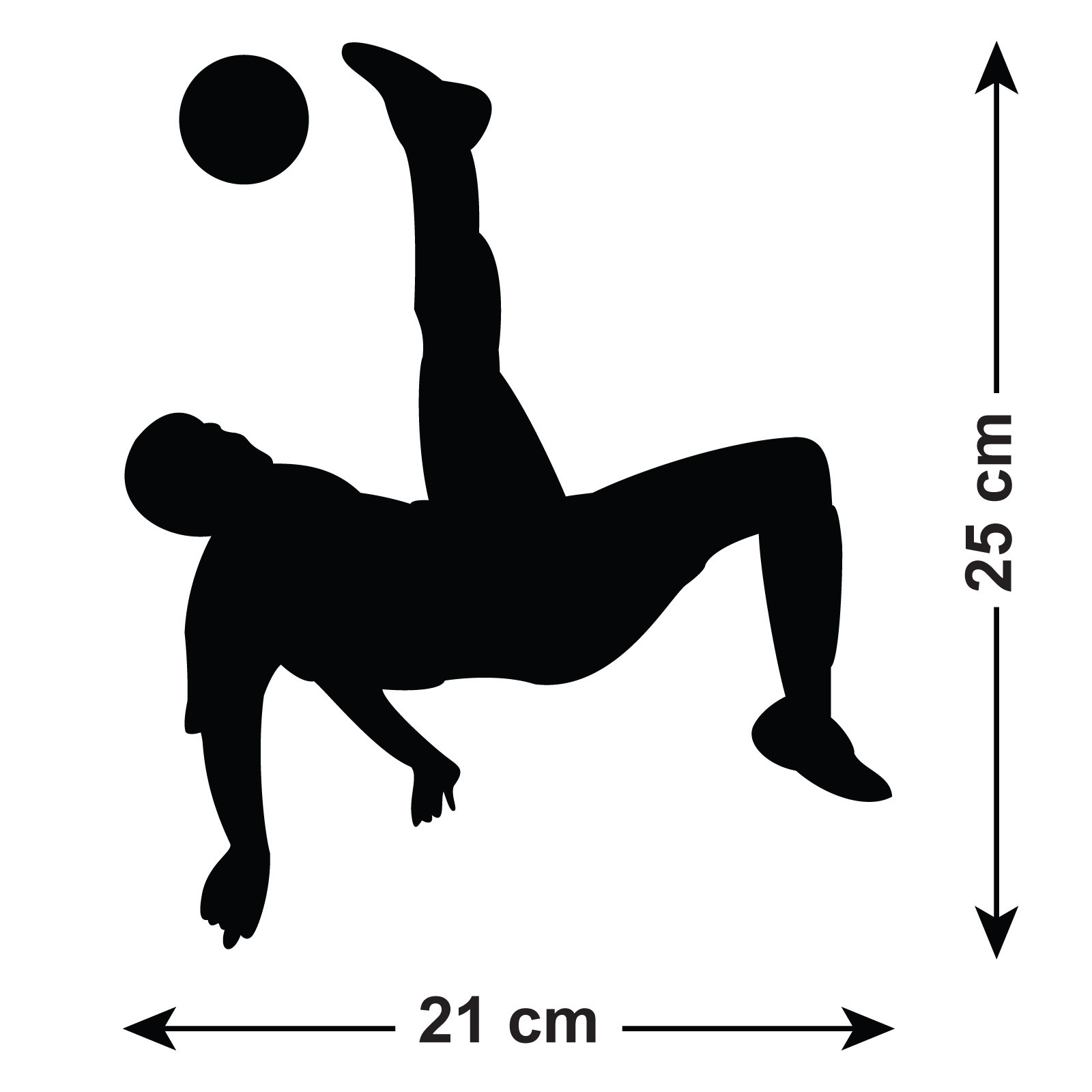 1600x1600 Footballer Silhouette Png Transparent Clip Art Image Gallery