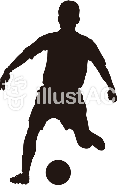 473x750 Free Cliparts Silhouette, Kick, Football