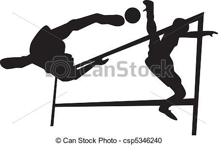 450x299 Spectacular Asian Football. Vector Illustration Of Sepak Vector