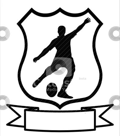 396x450 Clipart Football Logo