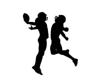 340x270 Football Player Png Etsy