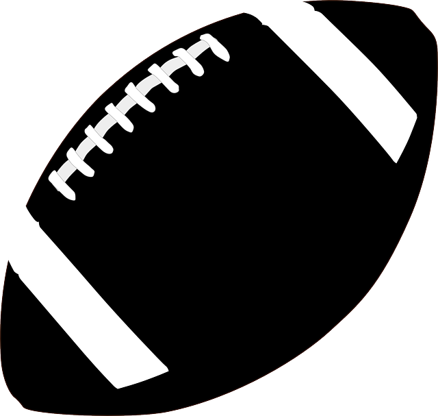 640x607 American Football Sport Png Images Free Download