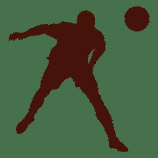 512x512 Football Header Silhouette