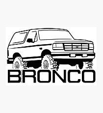 210x230 Ford Bronco Wall Art Redbubble
