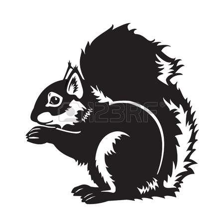 450x450 Pin By Yildiz Altinsoy On Papercut Ani Squirrel