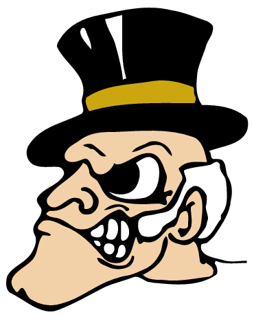 370x464 Wake Forest Demon Deacons Logo, Free Logo Design