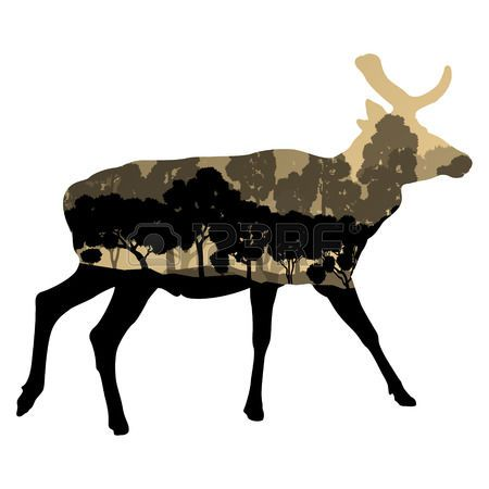 450x450 12 Best Animal Silhouette Images On Animal Silhouette