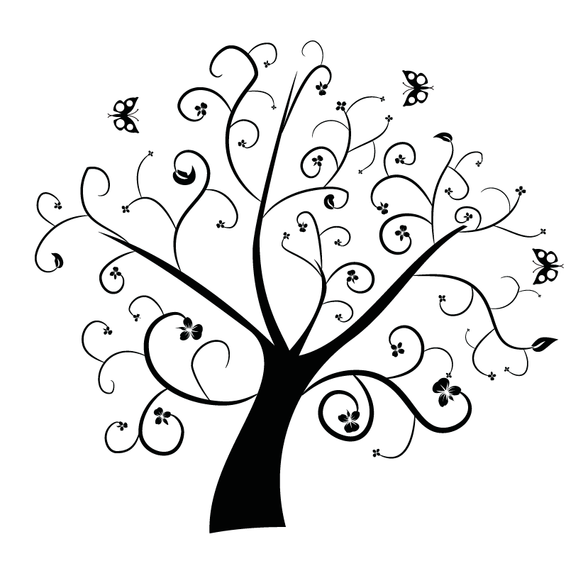 Forest Silhouette Clipart At Getdrawings Com