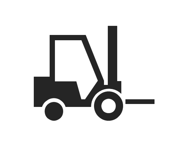 forklift silhouette at getdrawings com free for personal use rh getdrawings com Laptop Clip Art Online Visio Flow Chart Clip Art