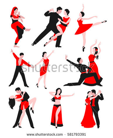 386x470 Meringue Clipart Formal Dance