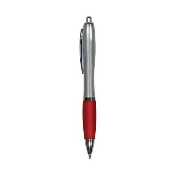 600x600 Silhouette Satin Grip Pen