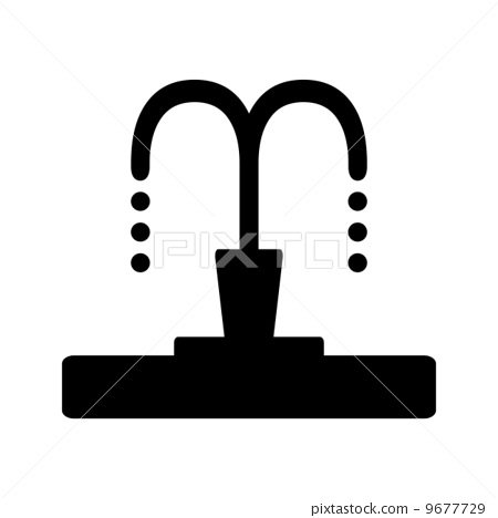 450x468 Fountain, Water Fountain, Silhouette