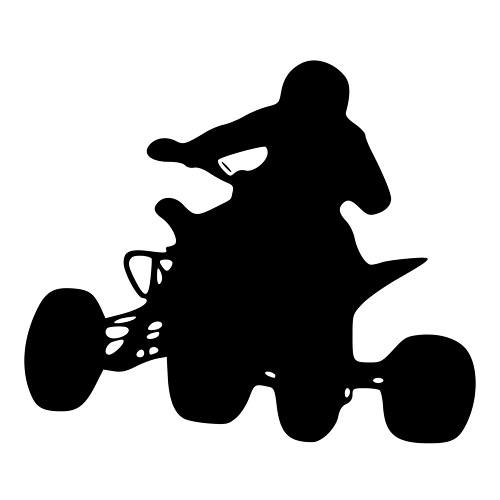 four wheeler silhouette at getdrawings com free for personal use rh getdrawings com