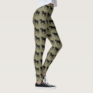 307x307 Silhouette Leggings Amp Tights Zazzle.ca