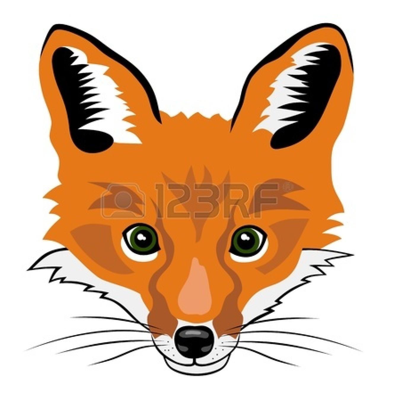 1329x1350 Fox Head Silhouette Clipart Cliparthut