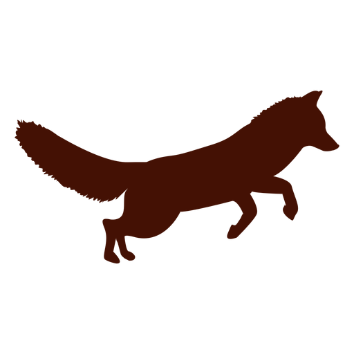 512x512 Fox Jumping Silhouette Png Sara's New Decor Foxes