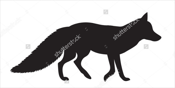 Fox Silhouette Images
