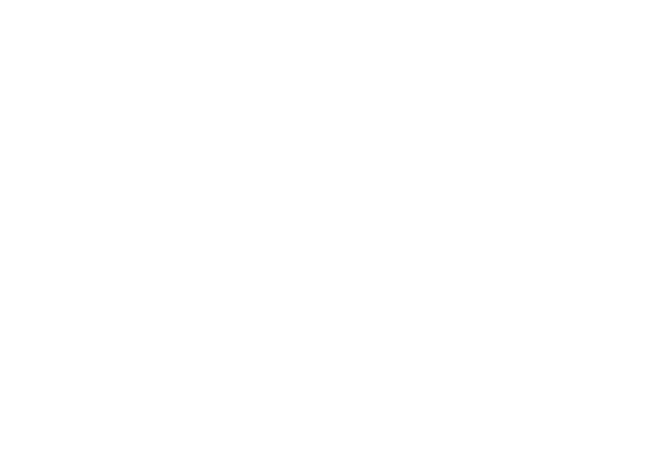 600x412 White Silhouette Fox Clip Art