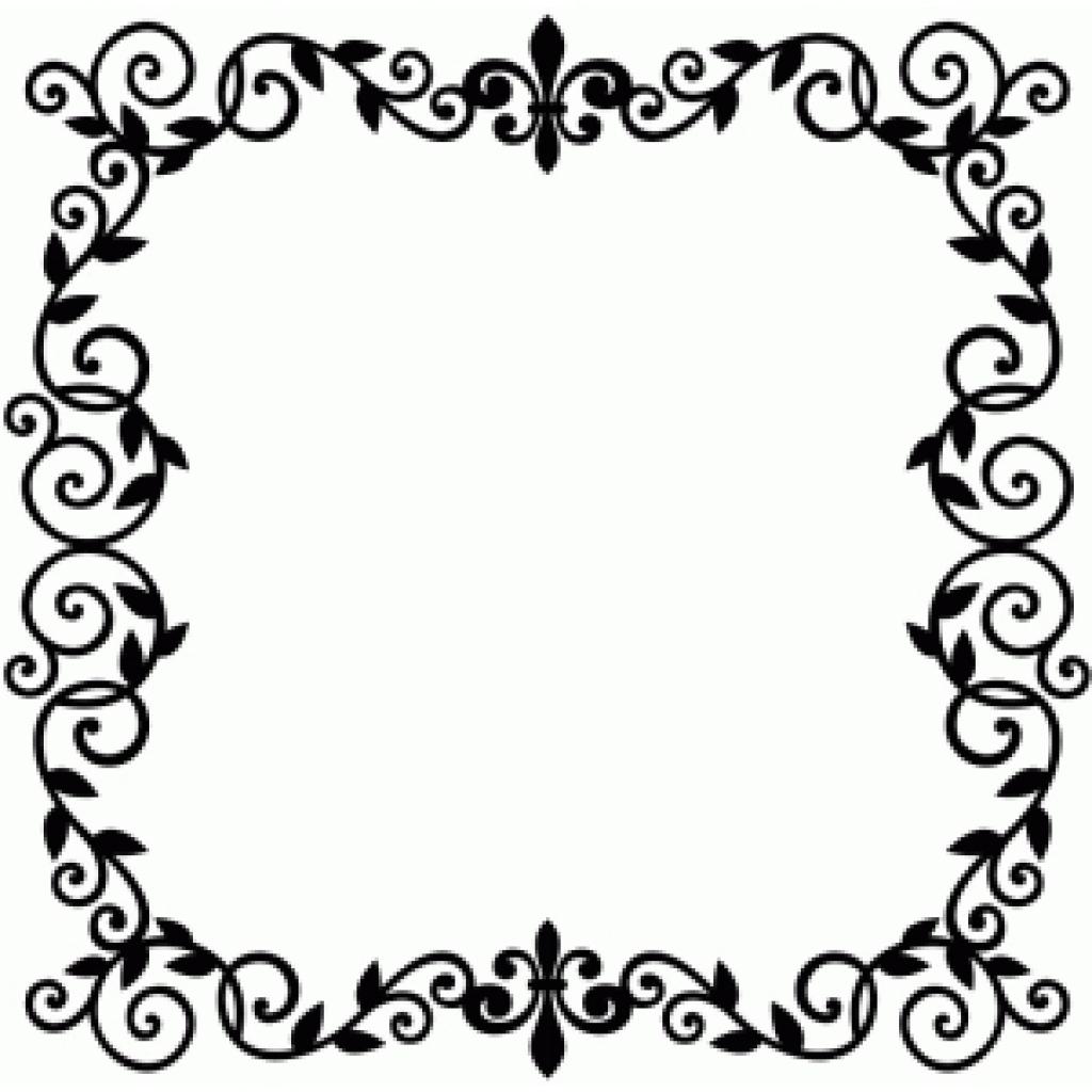 1024x1024 Frame Silhouette Design Store View Design