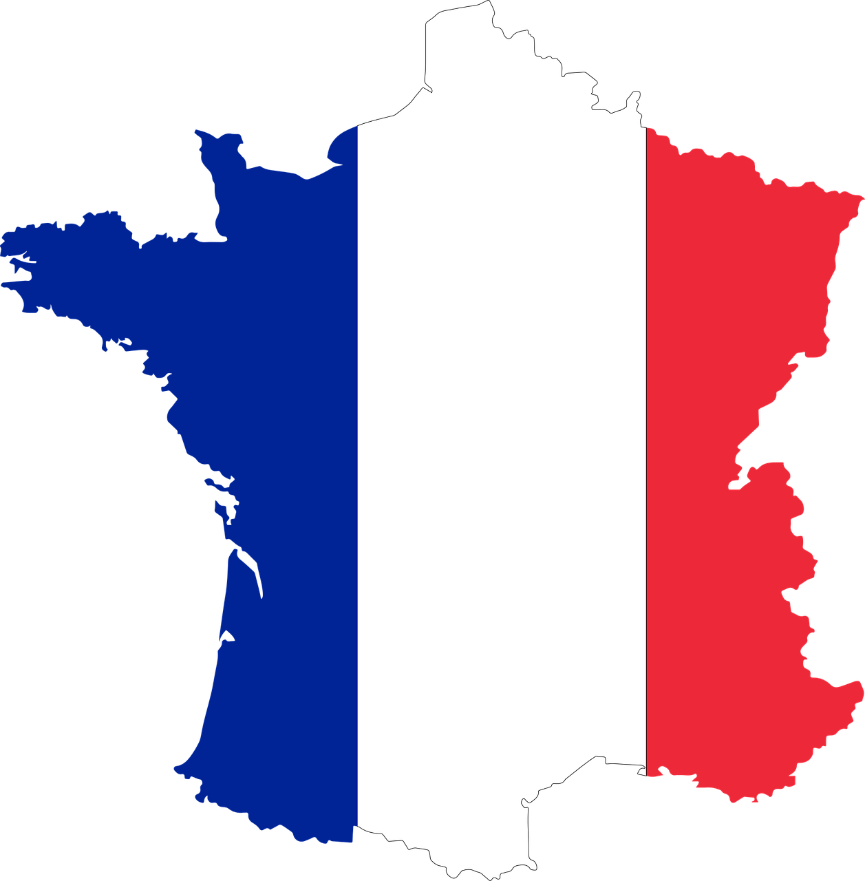 1257x1280 France, Borders Country Flag France Map Nation Fra