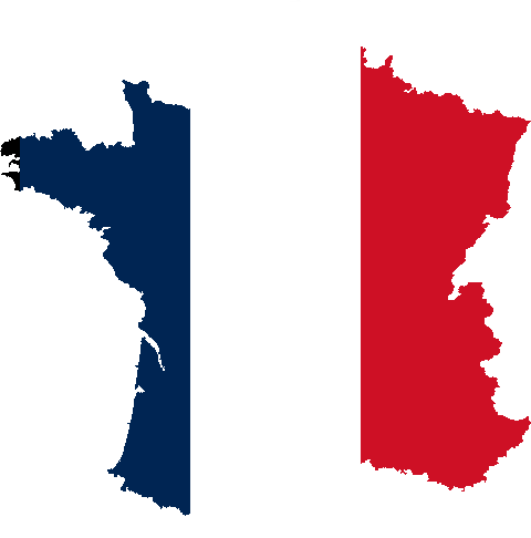 480x486 France Flag Free Stock Photo Silhouette Of France With Flag