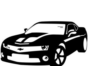 310x233 Cars Silhouette Vector Pack Of Sports Cars Free Vectors Ui