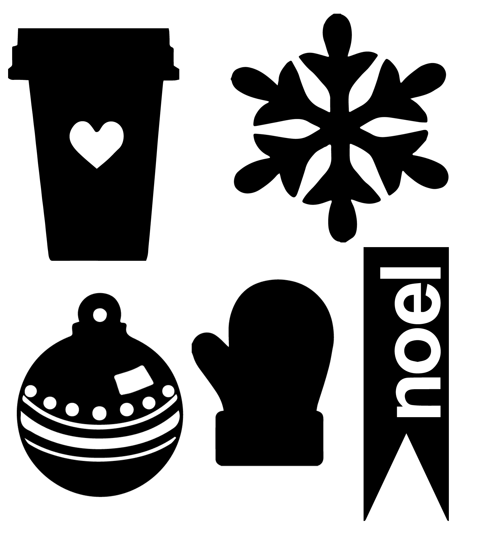 1587x1734 Free Christmas Design Images The Vinyl Cut