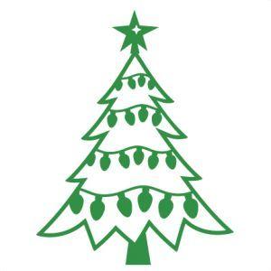 300x300 Free Christmas Tree Modelsku Freechristmastree1216 Silhoutte